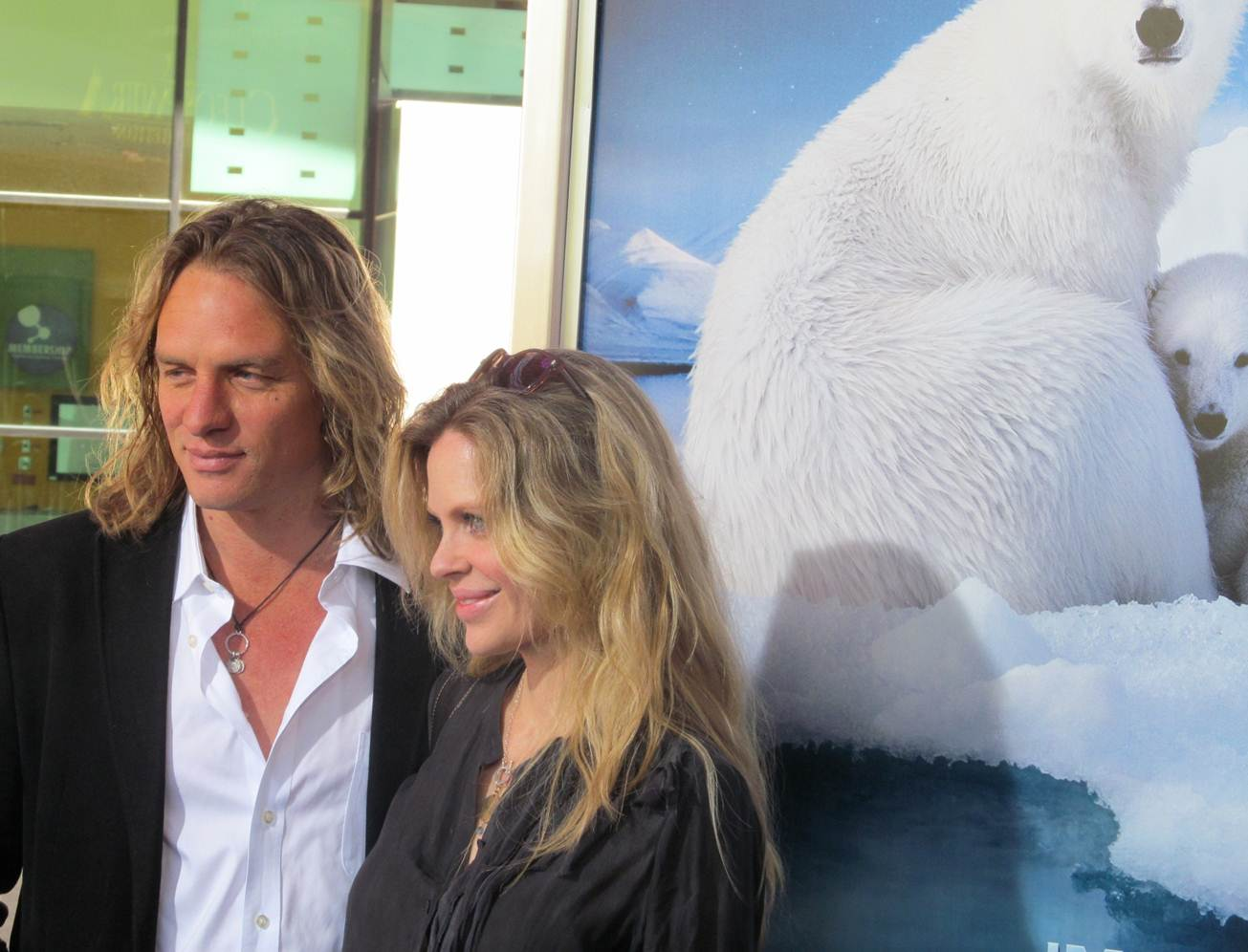 2012 Young Hollywood Life Page 16 Emerson Large Artic Abri Van Straten And Actress Kristin Bauer