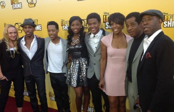 The Amazing Cast Of Let It Shine At Premiere On June
