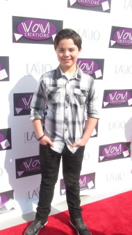 ACTOR ZACH CALLISON VISITS THE WOW OSCAR GIFT LOUNGE ON FEBRUARY 18, 2013