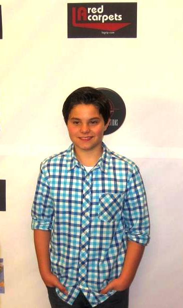Zach Callison attends the Kidz for Kidz Comedy 4 A Cau$e on March 7, 2013
