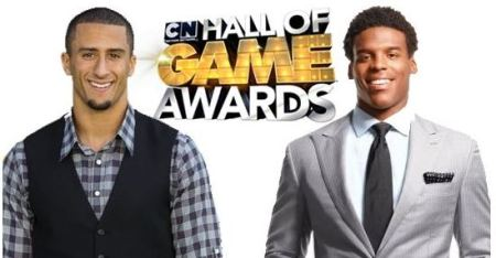 hall of game awards hosts