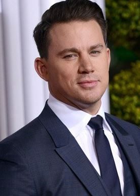 YES, CHANNING TATUM IS MARRIED AND HAPPY, BUT STILL GREAT TO LOOK AT AND GO SEE IN ALL OF HIS LATEST MOVIES! CHANNING TATUM