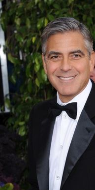 Another one taken but great to look at - GEORGE CLOONEY