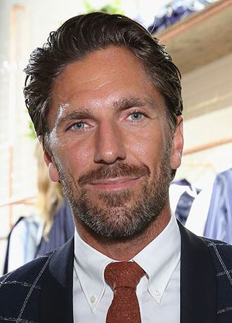 HOCKEY ANYONE? From Sweden and playing for the NY Rangers HENRIK LUNDQVIST
