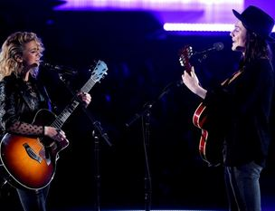 tori kelly and james bay duet grammy